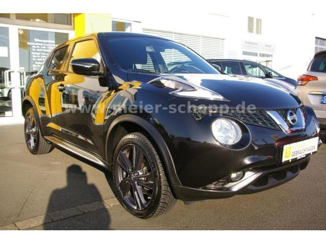 verkauft nissan juke 1 2 dig t n conne gebraucht 2015. Black Bedroom Furniture Sets. Home Design Ideas