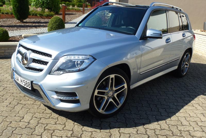 Verkauft Mercedes Glk250 Bluetec 4mati Gebraucht 2012