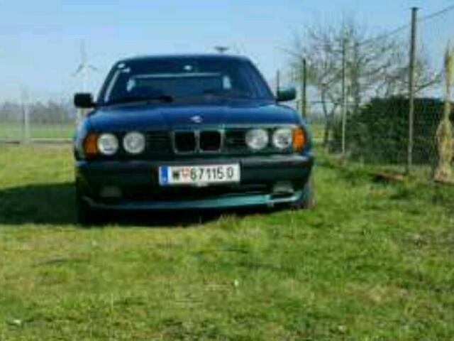 verkauft bmw 525 5er reihe e34 m50 gebraucht 1992 km in wien. Black Bedroom Furniture Sets. Home Design Ideas