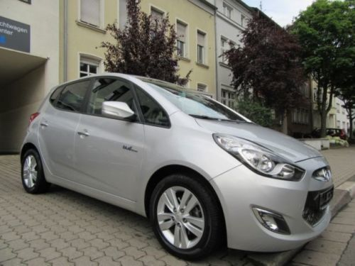 verkauft hyundai ix20 1 6 crdi blue co gebraucht 2012 km in dillingen. Black Bedroom Furniture Sets. Home Design Ideas