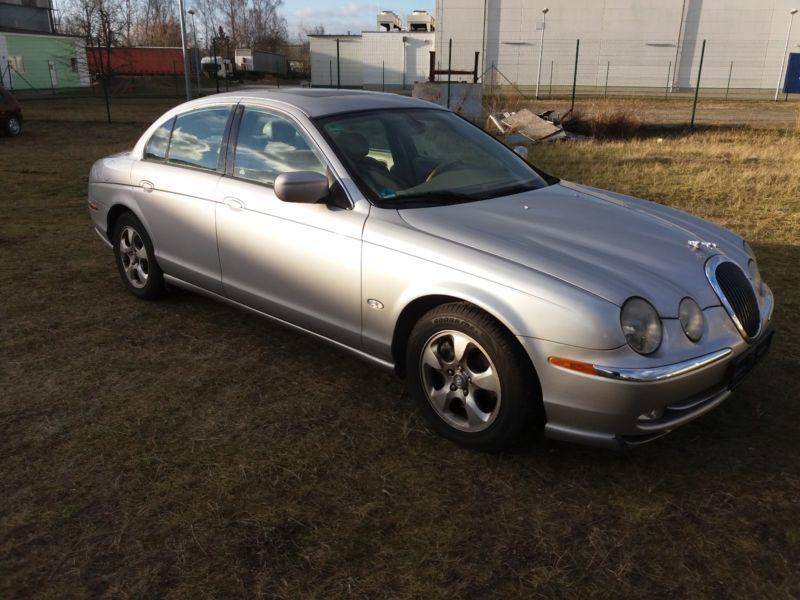 verkauft jaguar s-type 3.0 v6, gebraucht 2001, 175.000 km in oranienburg