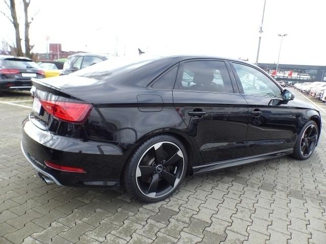 Verkauft Audi S3 Limousine 2.0TFSI qu.., gebraucht 2015 ...