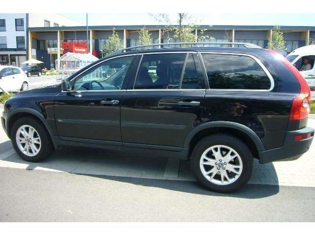verkauft volvo xc90 t6 summum aut 7si gebraucht 2005 km in neu isenburg. Black Bedroom Furniture Sets. Home Design Ideas