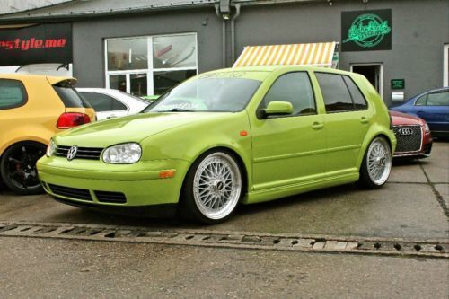verkauft vw golf iv tuning tief low bbs gebraucht 2002. Black Bedroom Furniture Sets. Home Design Ideas