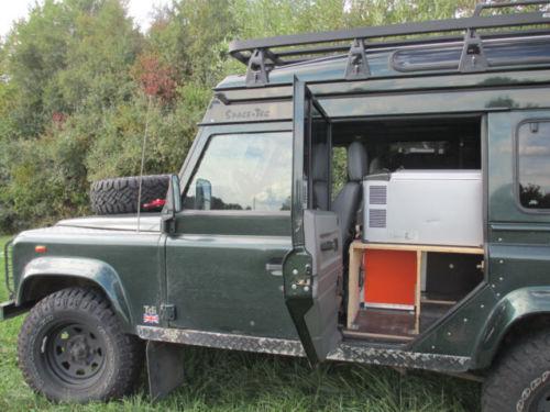 verkauft land rover defender tdi kli gebraucht 2000. Black Bedroom Furniture Sets. Home Design Ideas