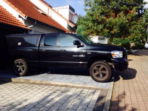 verkauft dodge ram 1500 laramie mit fe gebraucht 2008 km in nohfelden. Black Bedroom Furniture Sets. Home Design Ideas