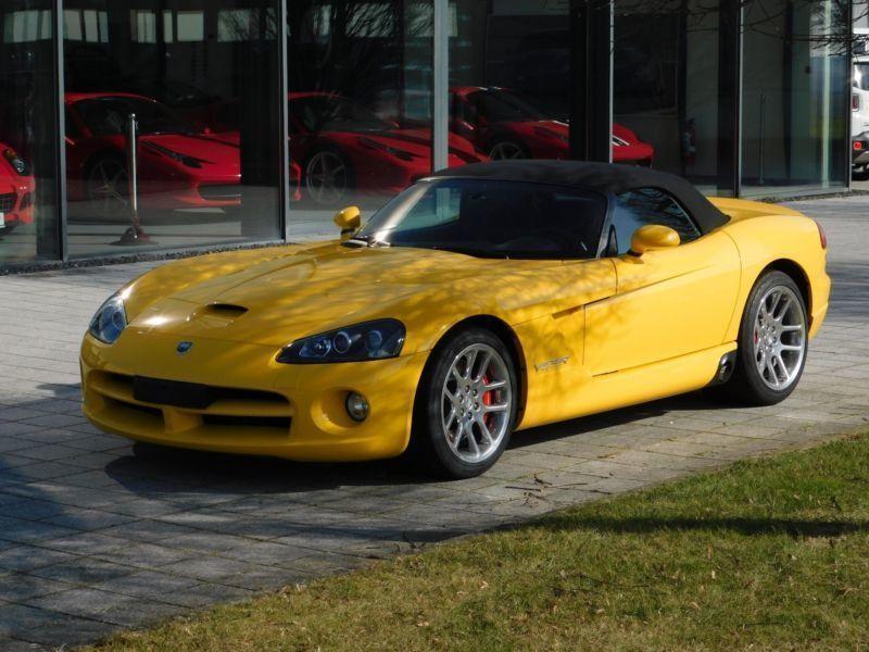viper gebrauchte dodge viper kaufen 19 g nstige autos. Black Bedroom Furniture Sets. Home Design Ideas