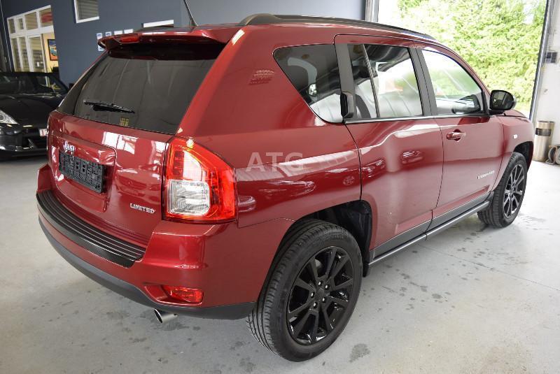 verkauft jeep compass 2 2i crd 4x2 lim gebraucht 2013 km in reichshof. Black Bedroom Furniture Sets. Home Design Ideas