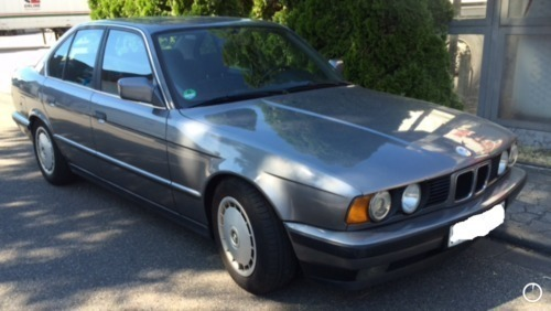 verkauft bmw 525 i 5er 24v gebraucht 1991 km in mainz. Black Bedroom Furniture Sets. Home Design Ideas