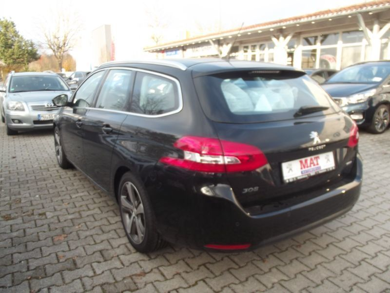 verkauft peugeot 308 sw bluehdi 150 ea gebraucht 2016 km in halberstadt. Black Bedroom Furniture Sets. Home Design Ideas