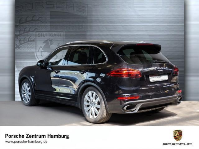 verkauft porsche cayenne diesel gebraucht 2016 km in hamburg. Black Bedroom Furniture Sets. Home Design Ideas