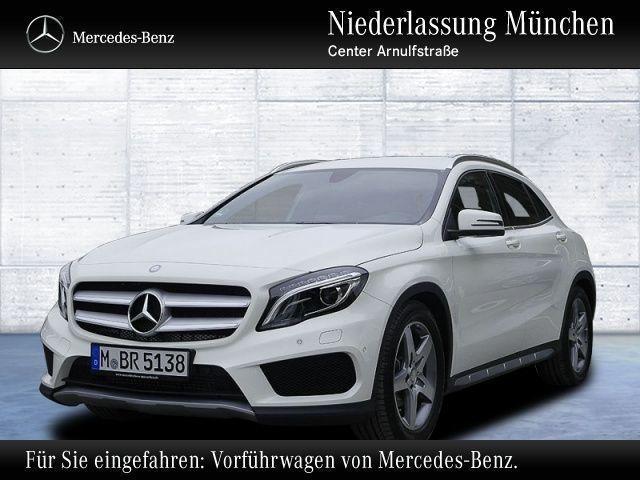 Gebrauchtes Mercedes Gla