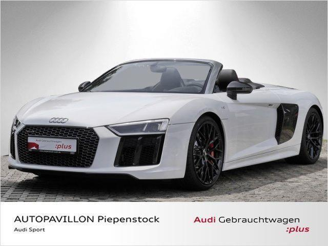 gebraucht 5 2 fsi quattro s tronic audi r8 spyder 2017. Black Bedroom Furniture Sets. Home Design Ideas