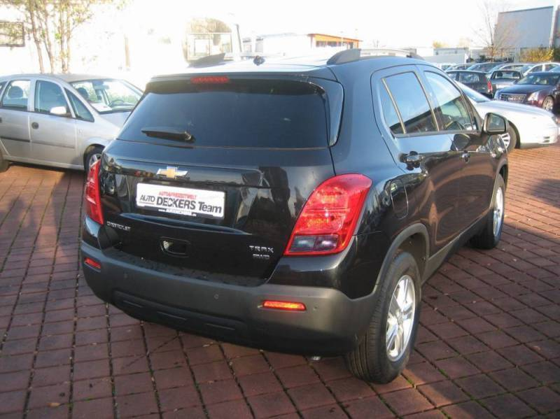 verkauft chevrolet trax 1 4t ls awd gebraucht 2013 km in lage. Black Bedroom Furniture Sets. Home Design Ideas