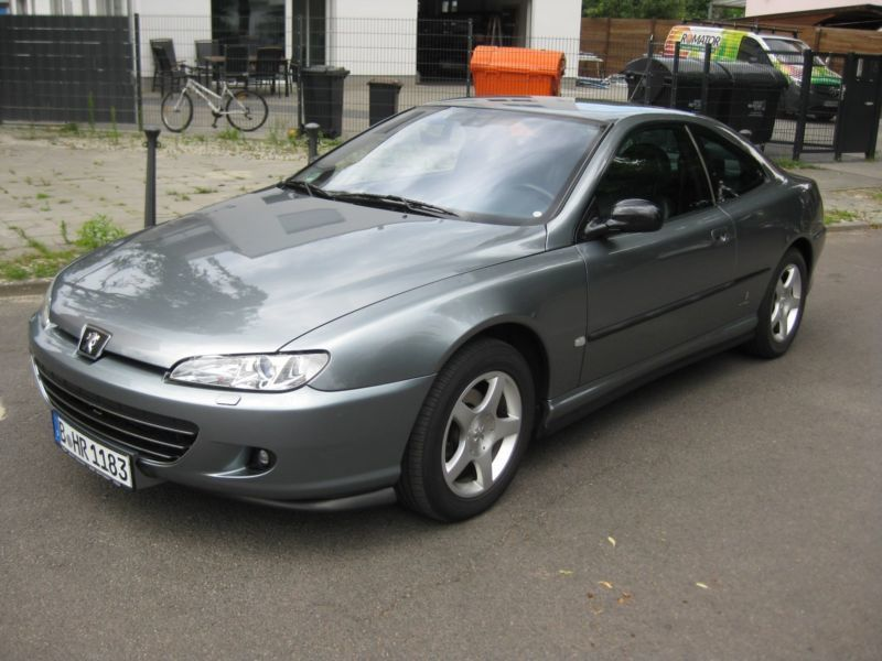 verkauft peugeot 406 coupe hdi platinum gebraucht 2004 km in berlin. Black Bedroom Furniture Sets. Home Design Ideas