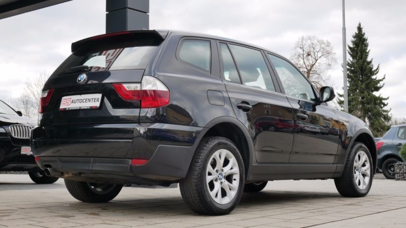verkauft bmw x3 xdrive 18d edition lif gebraucht 2010 km in chemnitz. Black Bedroom Furniture Sets. Home Design Ideas