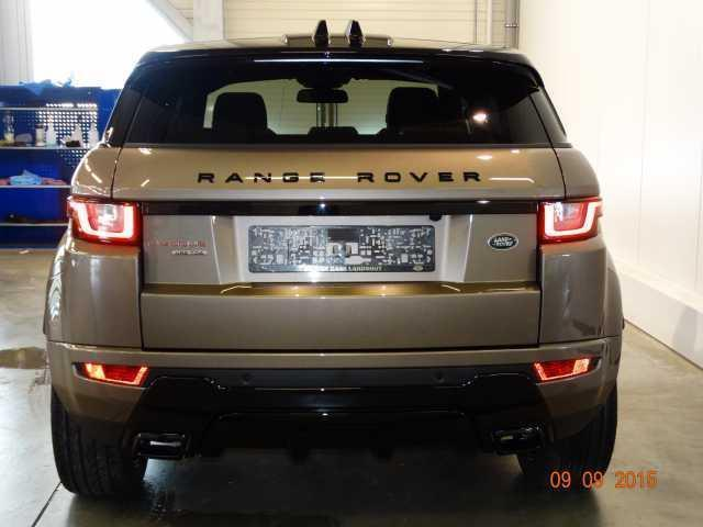 verkauft land rover range rover evoque gebraucht 2015 6. Black Bedroom Furniture Sets. Home Design Ideas