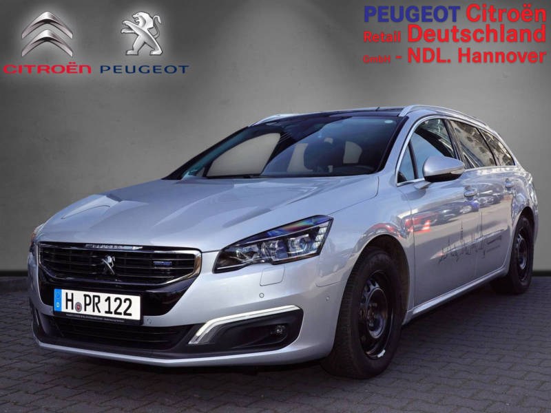 verkauft peugeot 508 sw bluehdi 150 st gebraucht 2016 km in hannover. Black Bedroom Furniture Sets. Home Design Ideas