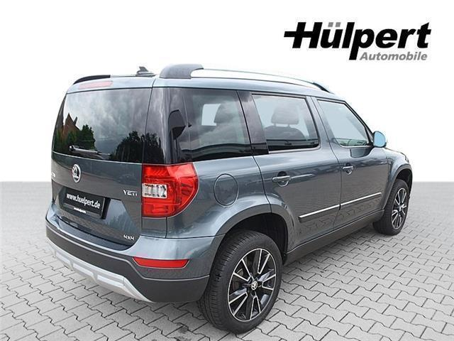 verkauft skoda yeti tdi 4x4 outdooor a gebraucht 2016. Black Bedroom Furniture Sets. Home Design Ideas