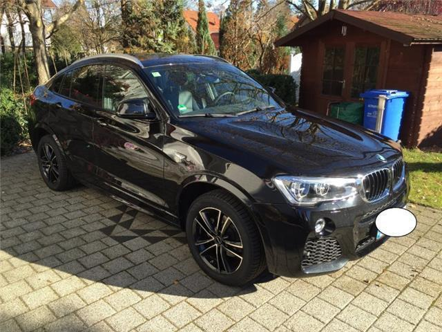 verkauft bmw x4 xdrive20d aut gebraucht 2014 km in eichenau. Black Bedroom Furniture Sets. Home Design Ideas