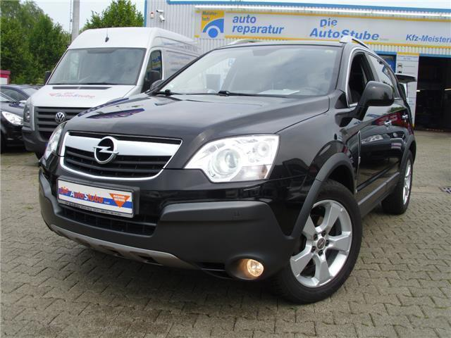verkauft opel antara 2 0 cdti 150ps 4x gebraucht 2009 km in dreikirchen. Black Bedroom Furniture Sets. Home Design Ideas