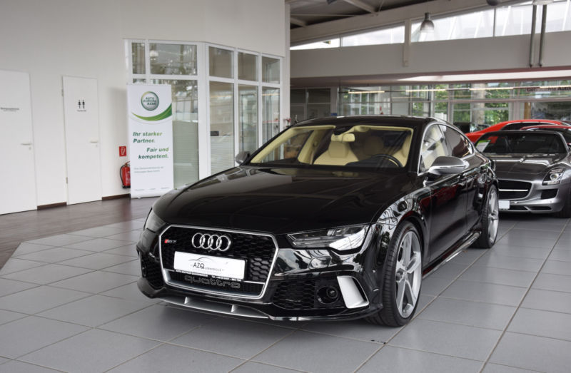 verkauft audi rs7 abt dynamicpaket b o gebraucht 2015 km in quakenbrueck. Black Bedroom Furniture Sets. Home Design Ideas