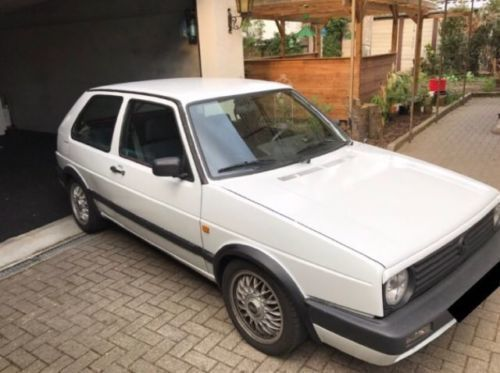 verkauft vw golf ii gebraucht 1991 km in. Black Bedroom Furniture Sets. Home Design Ideas