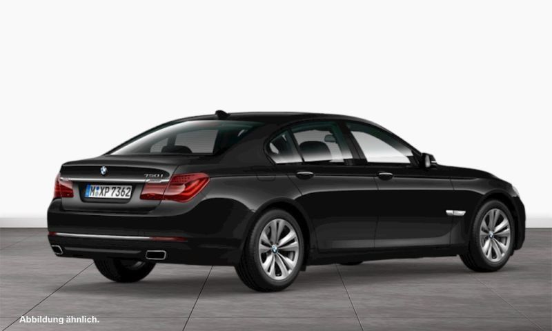 verkauft bmw 750 i xdrive limousine m gebraucht 2013 km in pressath. Black Bedroom Furniture Sets. Home Design Ideas