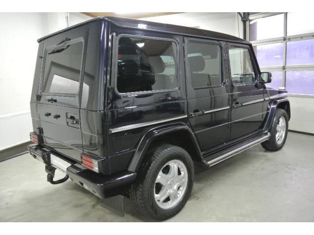 gebraucht g modell stationlimited edition mercedes g500 2005 km in cottbus. Black Bedroom Furniture Sets. Home Design Ideas