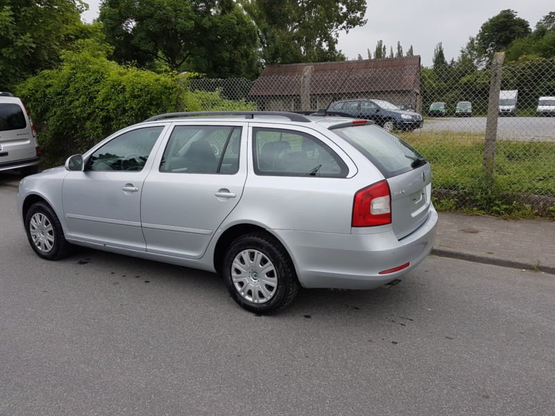 verkauft skoda octavia combi 1 9 tdi d gebraucht 2008 km in coswig. Black Bedroom Furniture Sets. Home Design Ideas