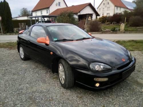 verkauft mazda mx3 v6 ez 1993 tÜn neu, gebraucht 1993, 175.300 km in