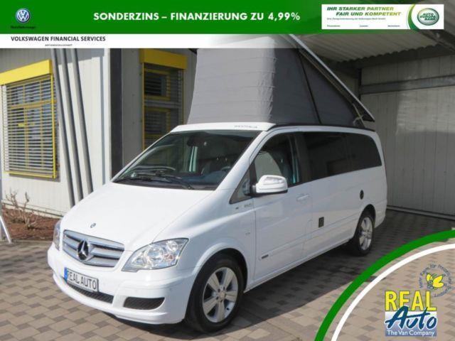 verkauft mercedes viano marco polo 3 0 gebraucht 2011 km in schweinfurt. Black Bedroom Furniture Sets. Home Design Ideas