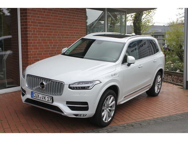 verkauft volvo xc90 d5 awd geartronic gebraucht 2016 km in cuxhaven. Black Bedroom Furniture Sets. Home Design Ideas