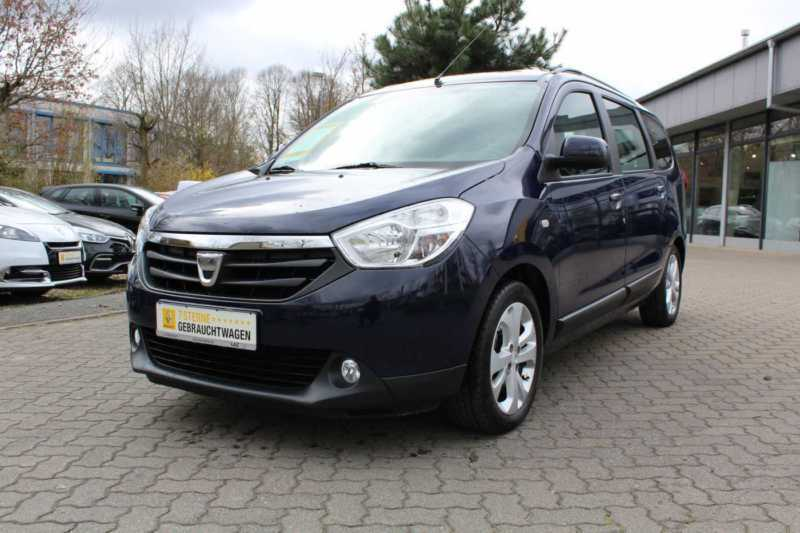 verkauft dacia lodgy tce 115 prestige gebraucht 2014 km in ahrensburg. Black Bedroom Furniture Sets. Home Design Ideas