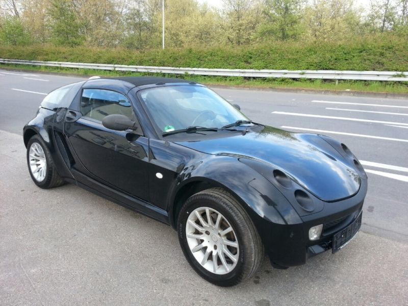 verkauft smart roadster coupe motor ge gebraucht 2003. Black Bedroom Furniture Sets. Home Design Ideas