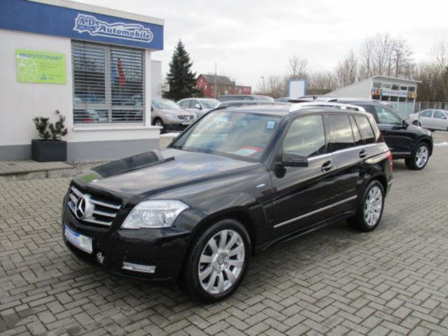 verkauft mercedes glk220 glk 220 glk k gebraucht 2010 km in worbis. Black Bedroom Furniture Sets. Home Design Ideas