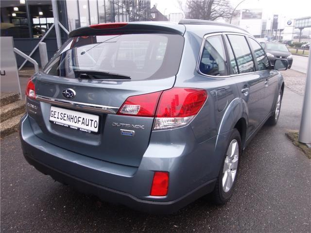 verkauft subaru outback 2 0d leder pdc gebraucht 2009 km in frankfurt. Black Bedroom Furniture Sets. Home Design Ideas
