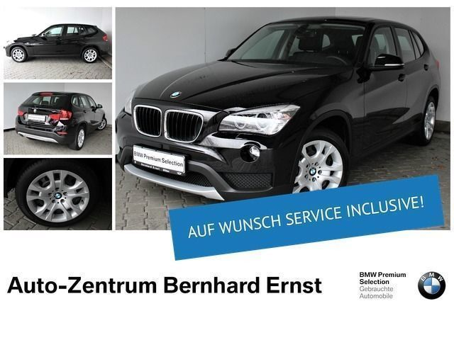 gebraucht BMW X1 xDrive18d Aut. Panorama Klimaaut. Xenon Kurve