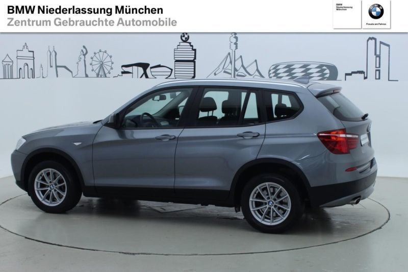 verkauft bmw x3 xdrive20d xenon navi b gebraucht 2013 km in m nchen fr ttmaning. Black Bedroom Furniture Sets. Home Design Ideas