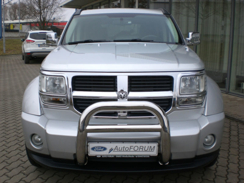 verkauft dodge nitro 2 8 crd dpf autom gebraucht 2010 km in brandenburg a d. Black Bedroom Furniture Sets. Home Design Ideas