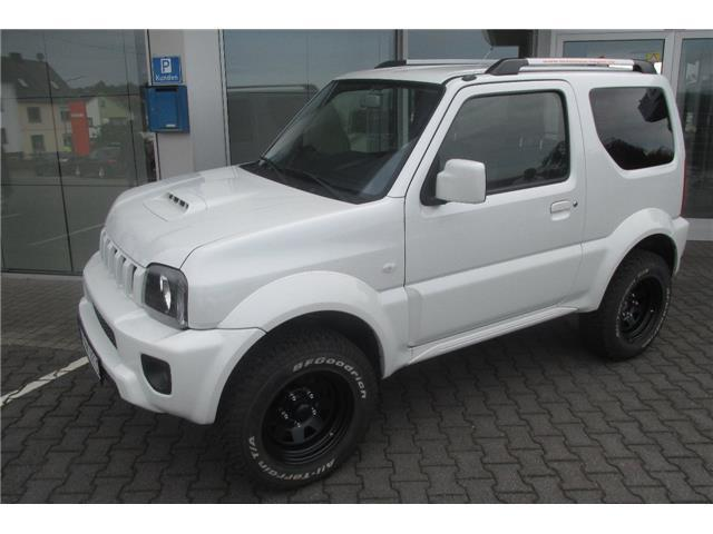 gebraucht 1 3 hubertus i style ranger euro 6 suzuki jimny 2016 km 0 in horb am neckar. Black Bedroom Furniture Sets. Home Design Ideas
