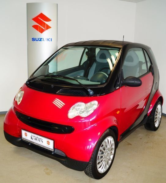 verkauft smart fortwo coup gebraucht 2003 km in schwabing west. Black Bedroom Furniture Sets. Home Design Ideas