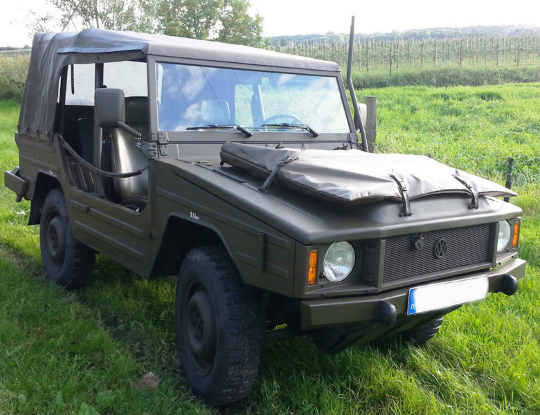 verkauft vw iltis 183 ex bundeswehr or gebraucht 1981. Black Bedroom Furniture Sets. Home Design Ideas