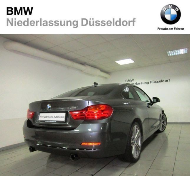 Bmw Xdrive Convertible: Verkauft BMW 435 I XDrive Coupé Sport ., Gebraucht 2015