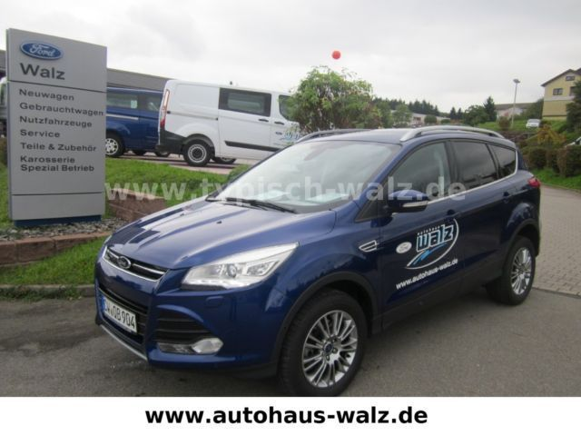 verkauft ford kuga titanium navi kli gebraucht 2014. Black Bedroom Furniture Sets. Home Design Ideas