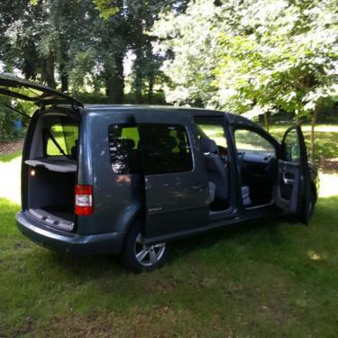 gebraucht 2 0 tdi life team 7 sitze ahk 19 vw caddy maxi 2010 km in friedensdorf. Black Bedroom Furniture Sets. Home Design Ideas