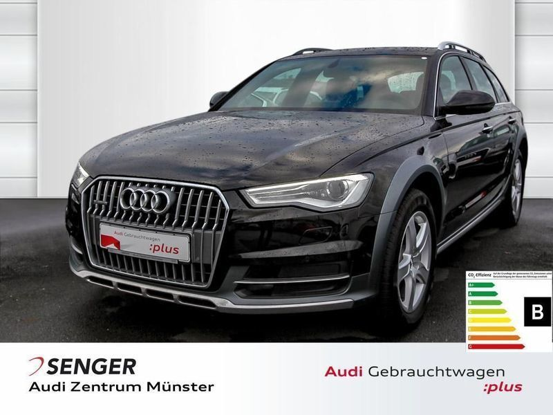 Spare 5 500 Audi A6 Allroad 3 0 Diesel 320 Ps 2017 Munster