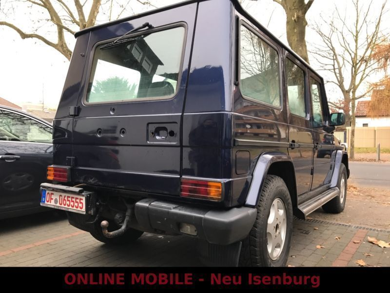gebraucht td mercedes g300 1997 km in rott autouncle. Black Bedroom Furniture Sets. Home Design Ideas