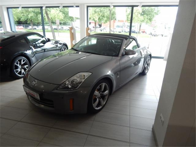 verkauft nissan 350z roadster pack gebraucht 2007 km in weiden. Black Bedroom Furniture Sets. Home Design Ideas