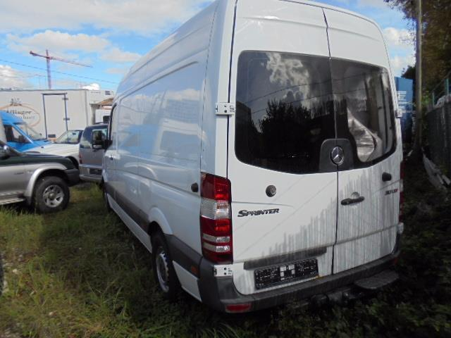 gebraucht sprinter 313 cdilang hoch ahk mercedes sprinter 2007 km in m nchen. Black Bedroom Furniture Sets. Home Design Ideas